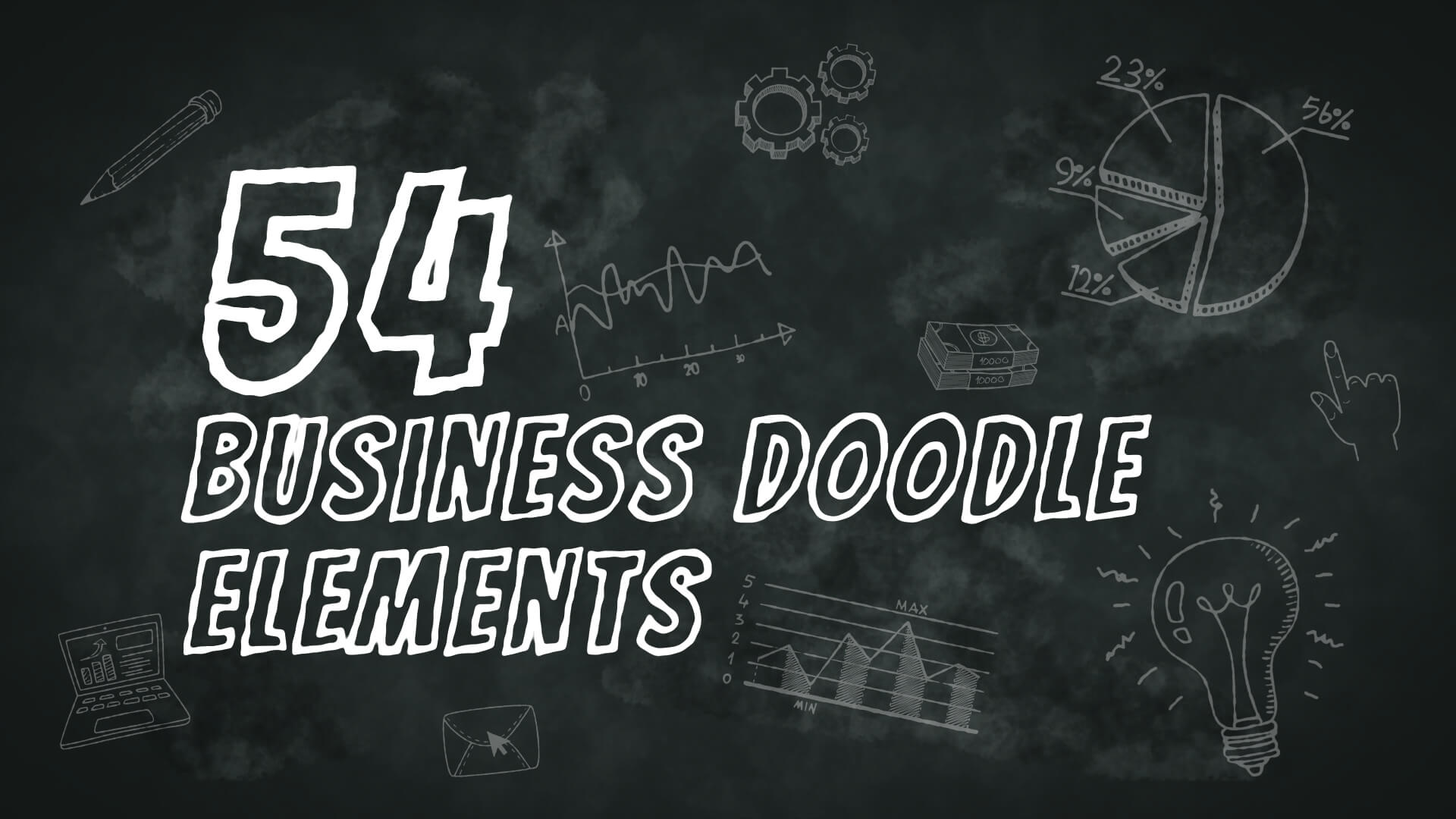 Business Doodle Pack