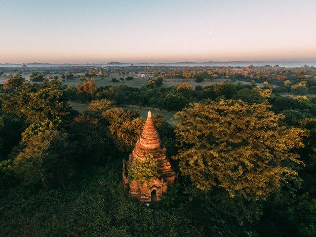 Pagode de Myanmar 6