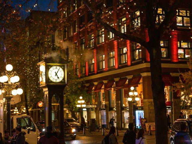 Horloge à vapeur 2