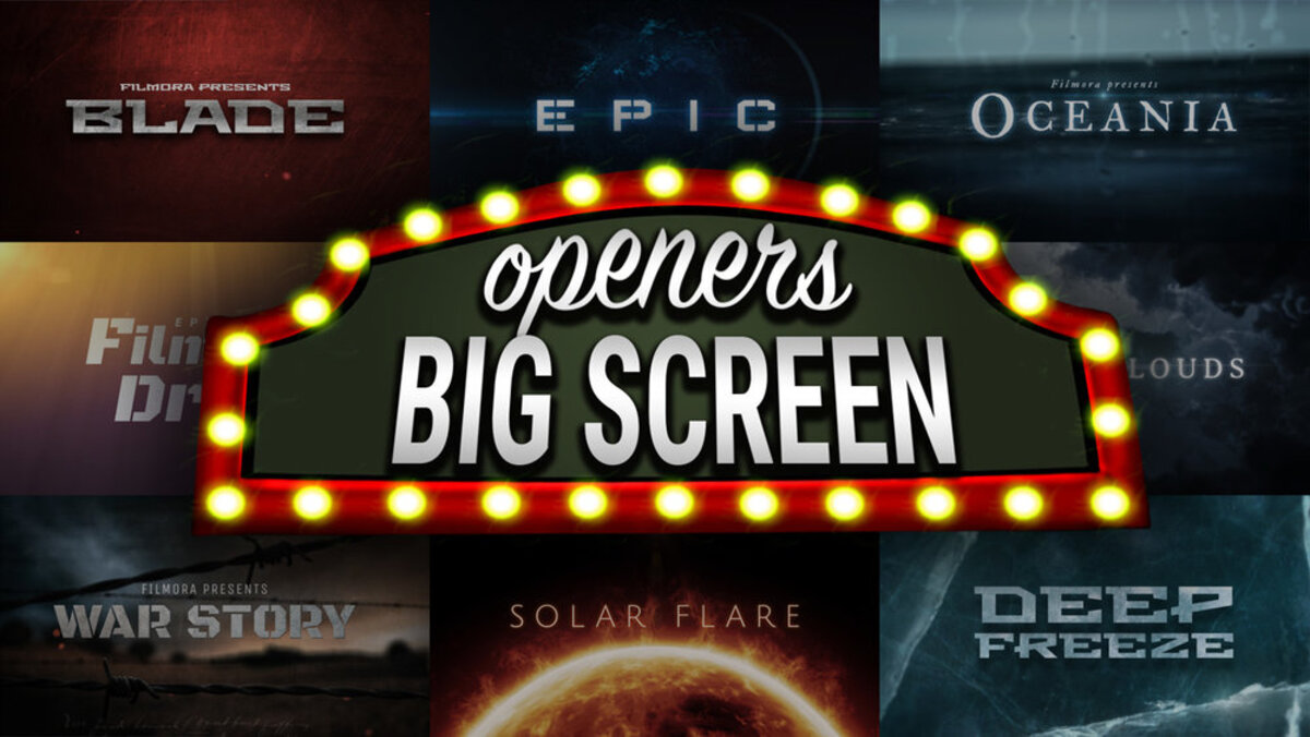 Big Screen Pack