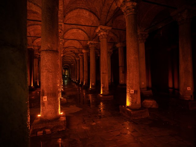 Underground Water Chapel