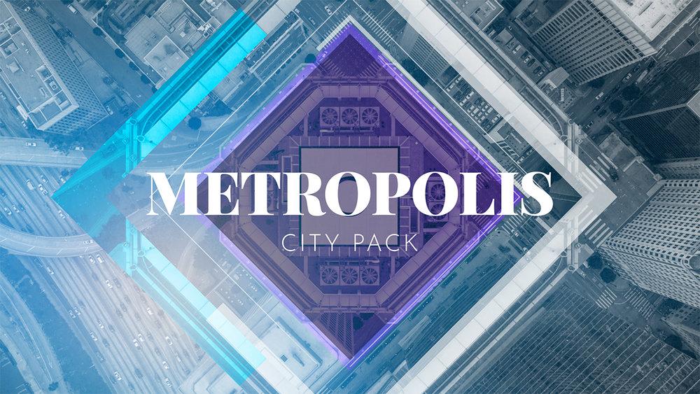 Urban Style – Metropolis Pack