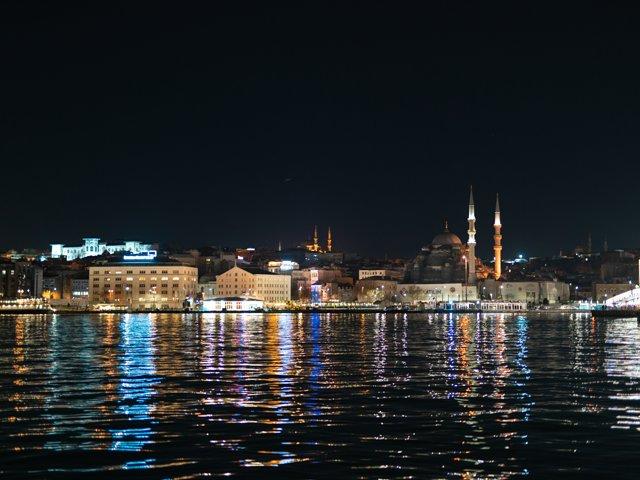 Notte di Istanbul