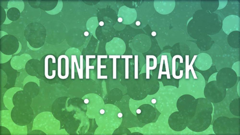 Confetti Pack