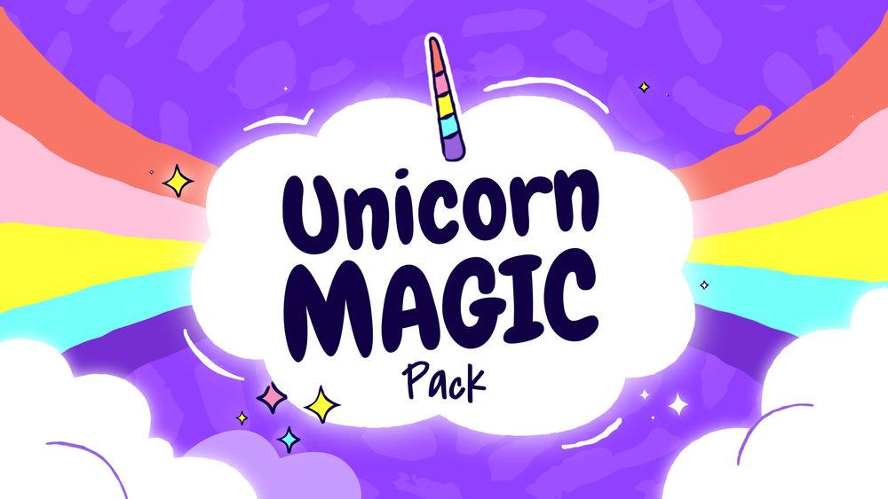 Unicorn Magic Pack
