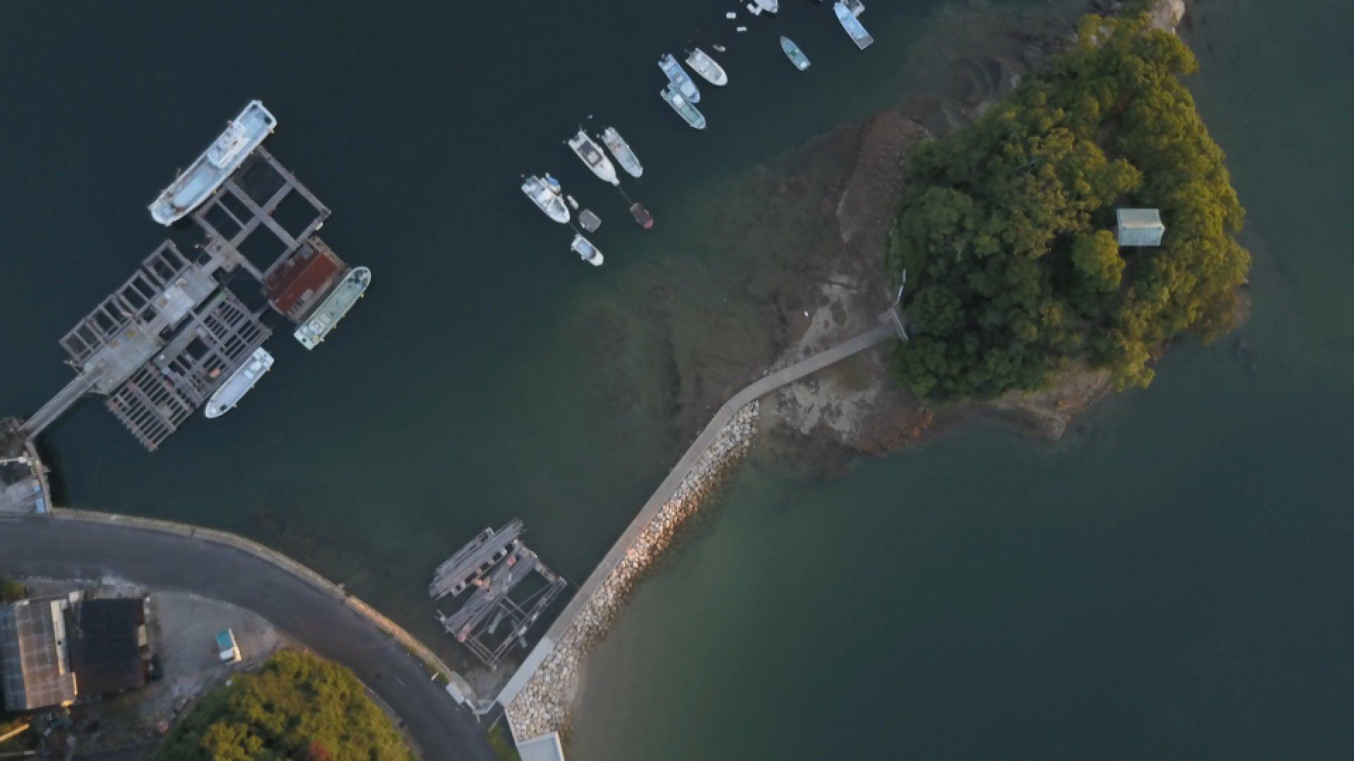 Japan Sea Drone3