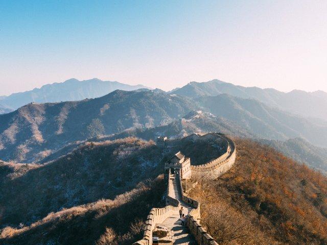 Chinesische Mauer3