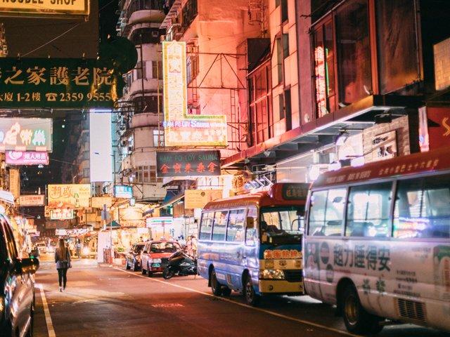 Calles de Hong Kong 10