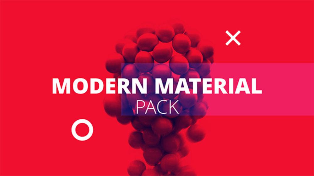 Modern Material Pack