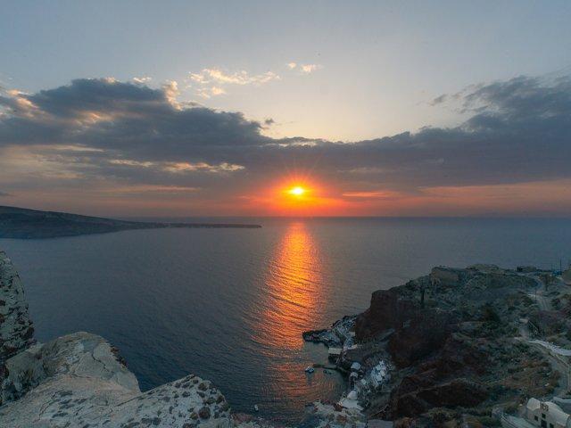 Santorini Sunset3