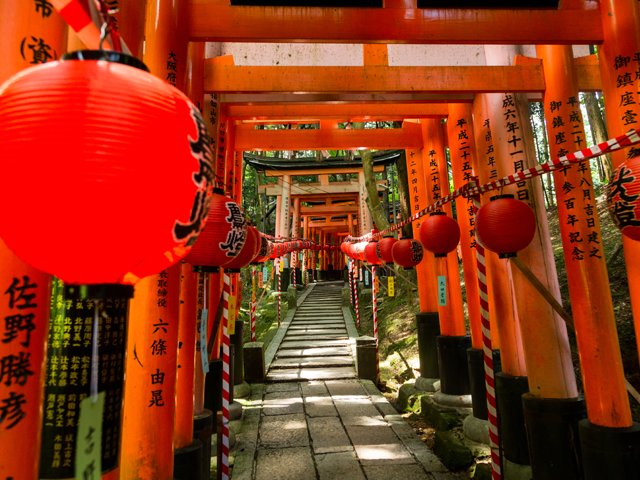 Santuario del Giappone5