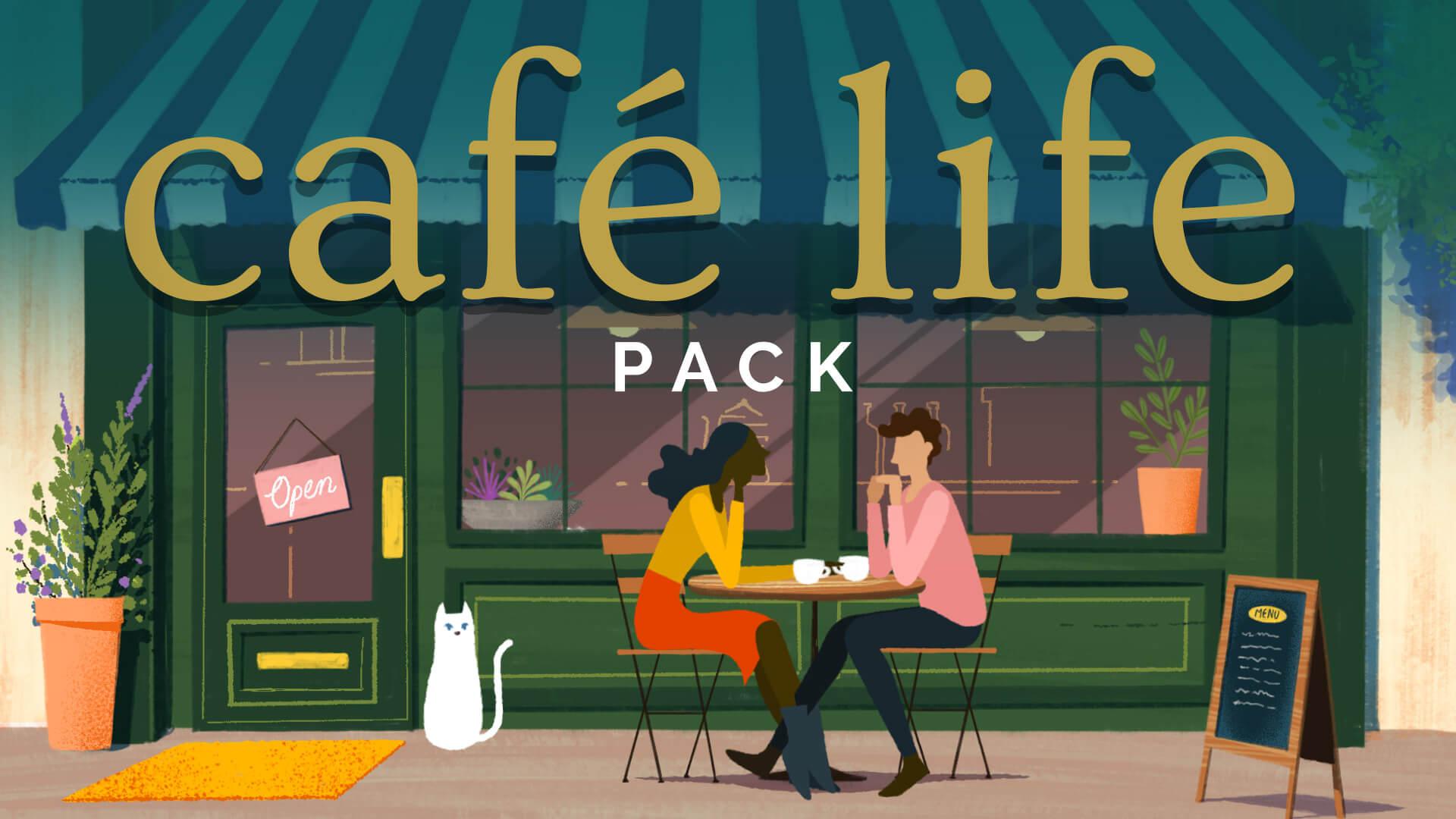 Cafe Life Pack