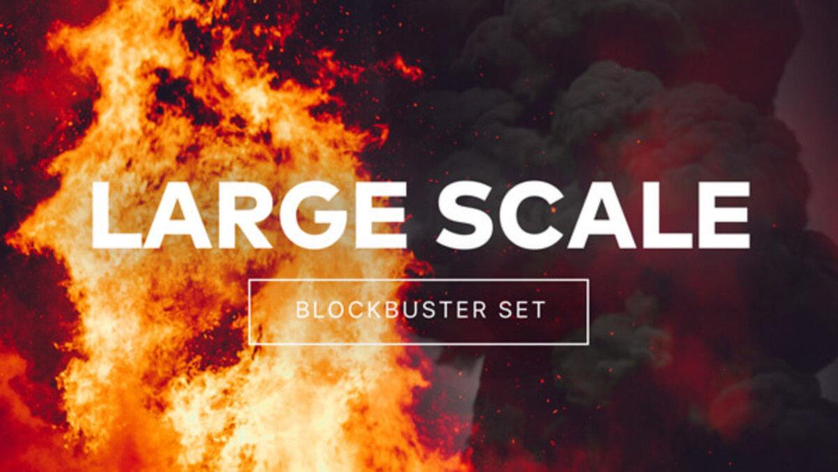 Blockbuster Vol2 - 大規模エフェクト