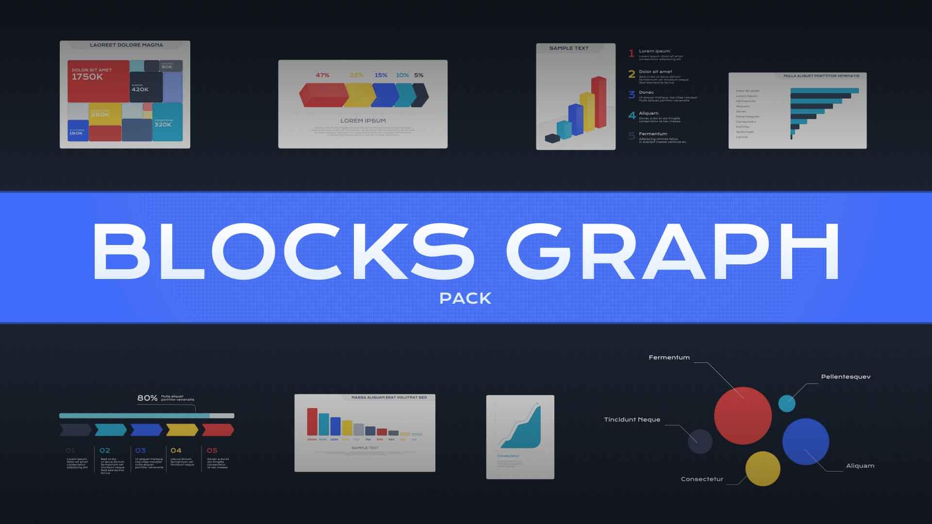Blocks Graph Pack