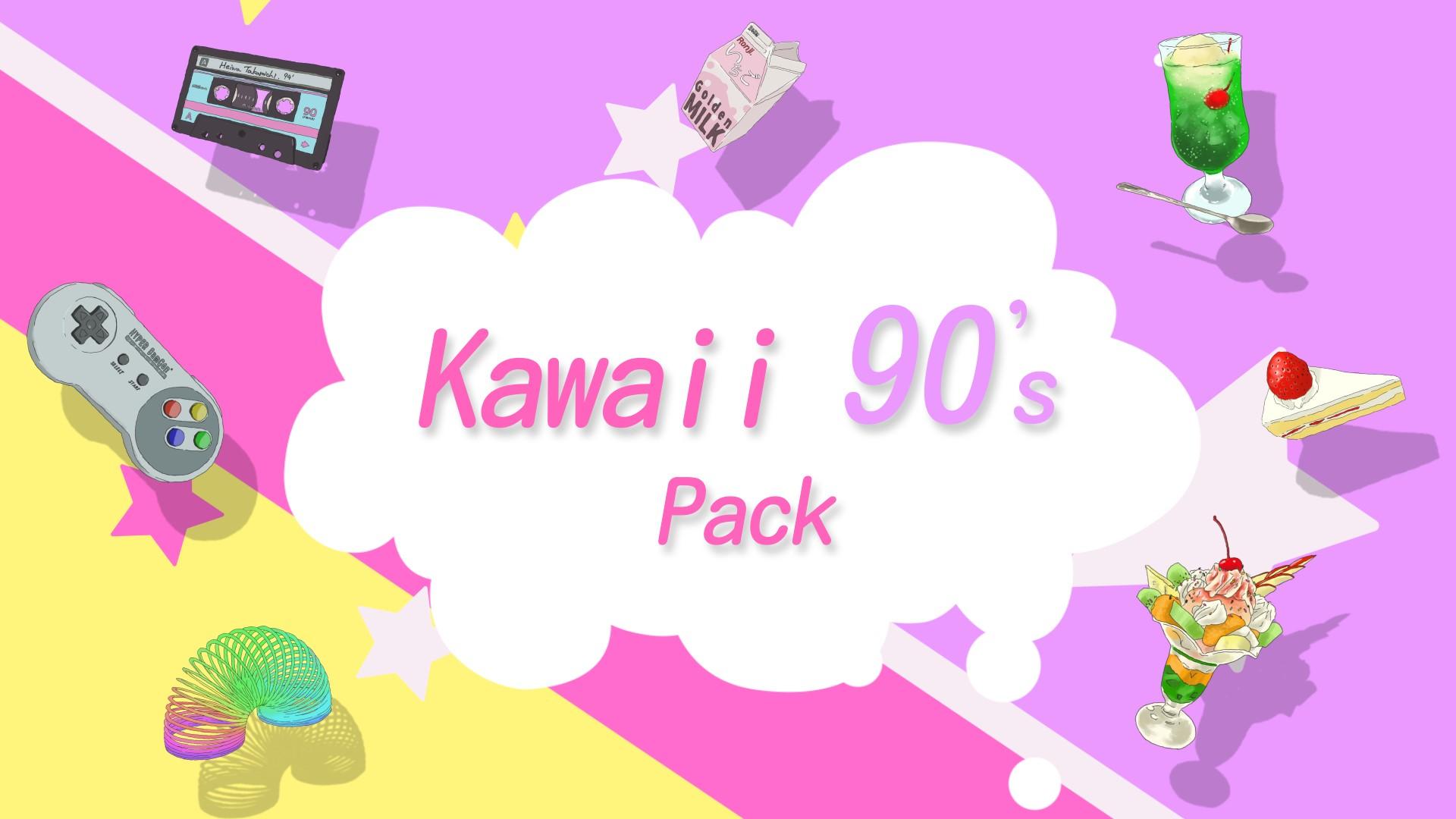 Kawaii 90s Pack